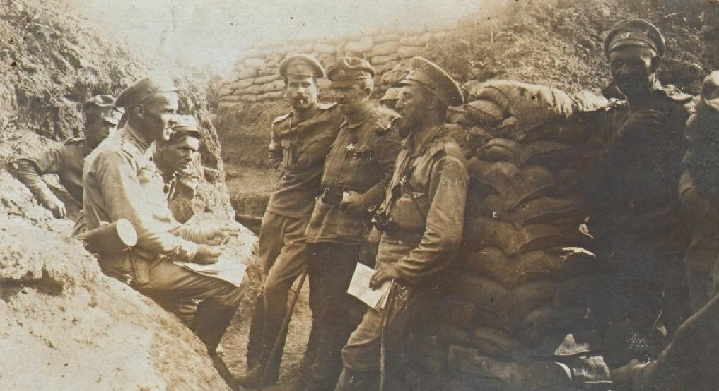 Thumbnail for the post titled: Bachmač 1918